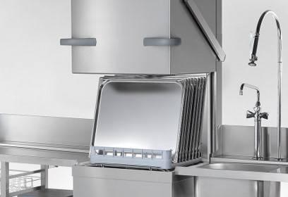 Zmywarka do garnków i przyrządów kuchennych o kompaktowych wymiarach UF-XL