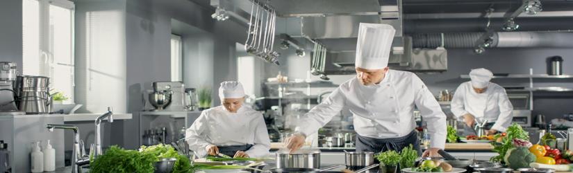 Urządzenia gastronomiczne dla hotelu